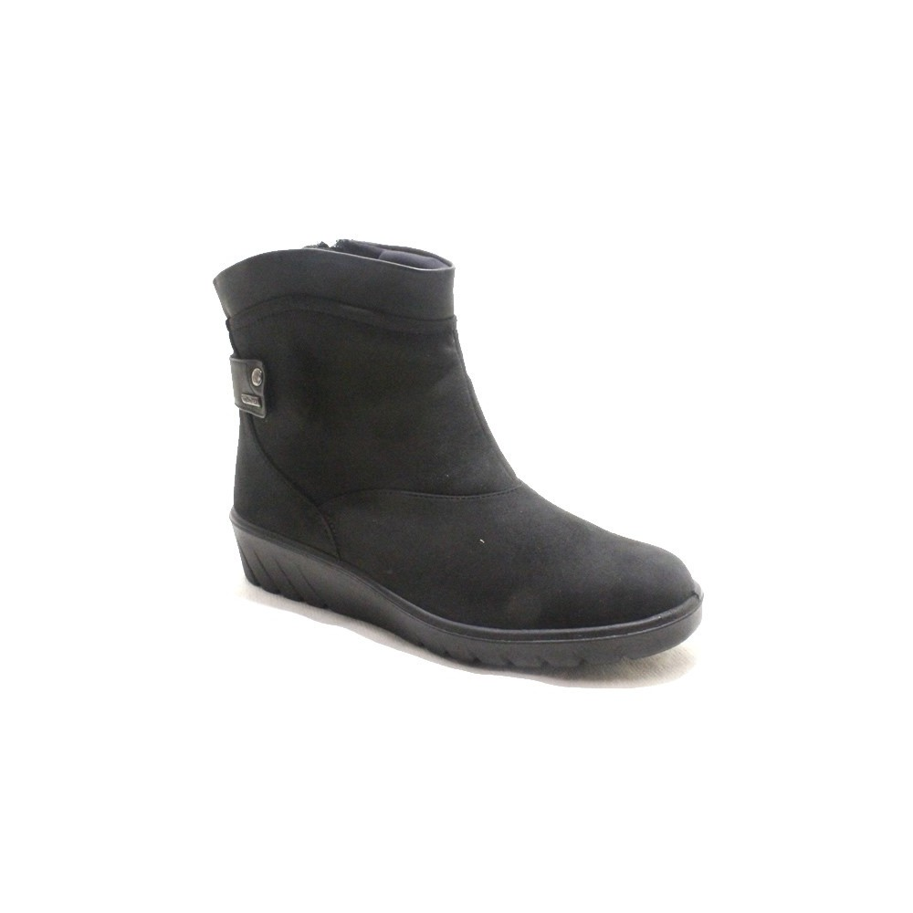 67a793d8706ab ... Women's Waterproof and Super Light Black Ankle Boots. Romika - Varese 94