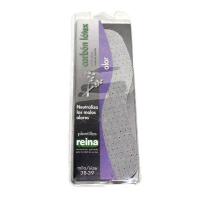 Shoe Insole Reina - Coal Latex