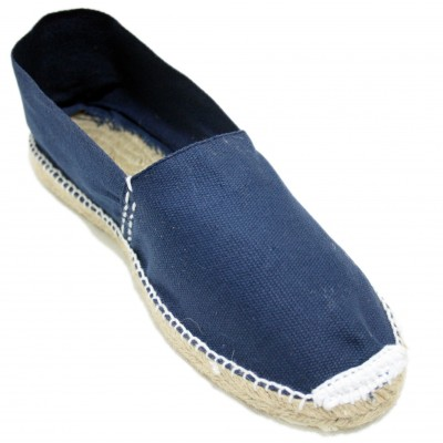 Espadrilles Camping Navy Blue