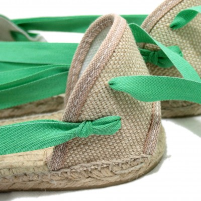 Espadrilles Set Vetes Light Green