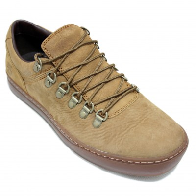 Timberland A1IKV - Casual Shoes Mustard with Laces