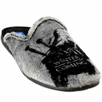 Muro 9814 - Slippers To Be At Home Game Of Thrones Winter Is Coming