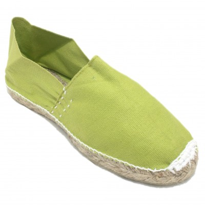Espadrilles Camping Light Green