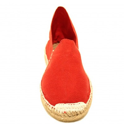 Espadrilles Camping Red
