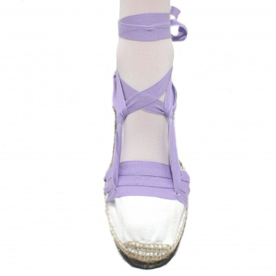Espadrilles Tres Vetes Light Lilac